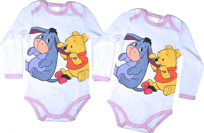 Disney Baby Winnie the Pooh 2x Hose Größe 80//86 Mädchen ohne Originalverpackung