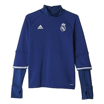 adidas Trg Y Camiseta de Entrenamiento Línea Real Madrid Fc bd8436e91f6d2