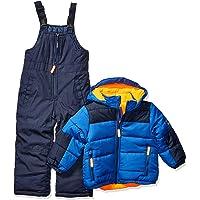 OshKosh B'Gosh - Chaqueta de esquí para bebé y snowbib