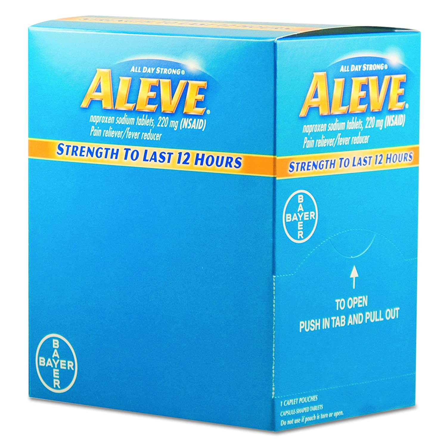 does aleve help with cramps