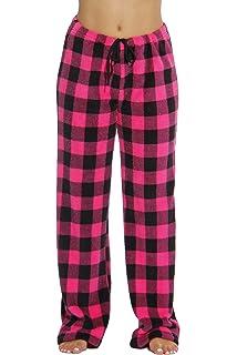 b38018c0402 Just Love Women Buffalo Plaid Pajama Pants Sleepwear at Amazon ...
