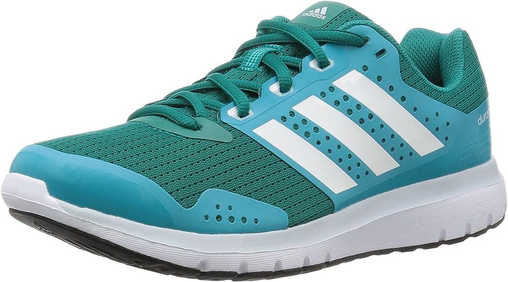 adidas Duramo 7 W, Zapatillas de Running para Mujer, Verde/Blanco ...