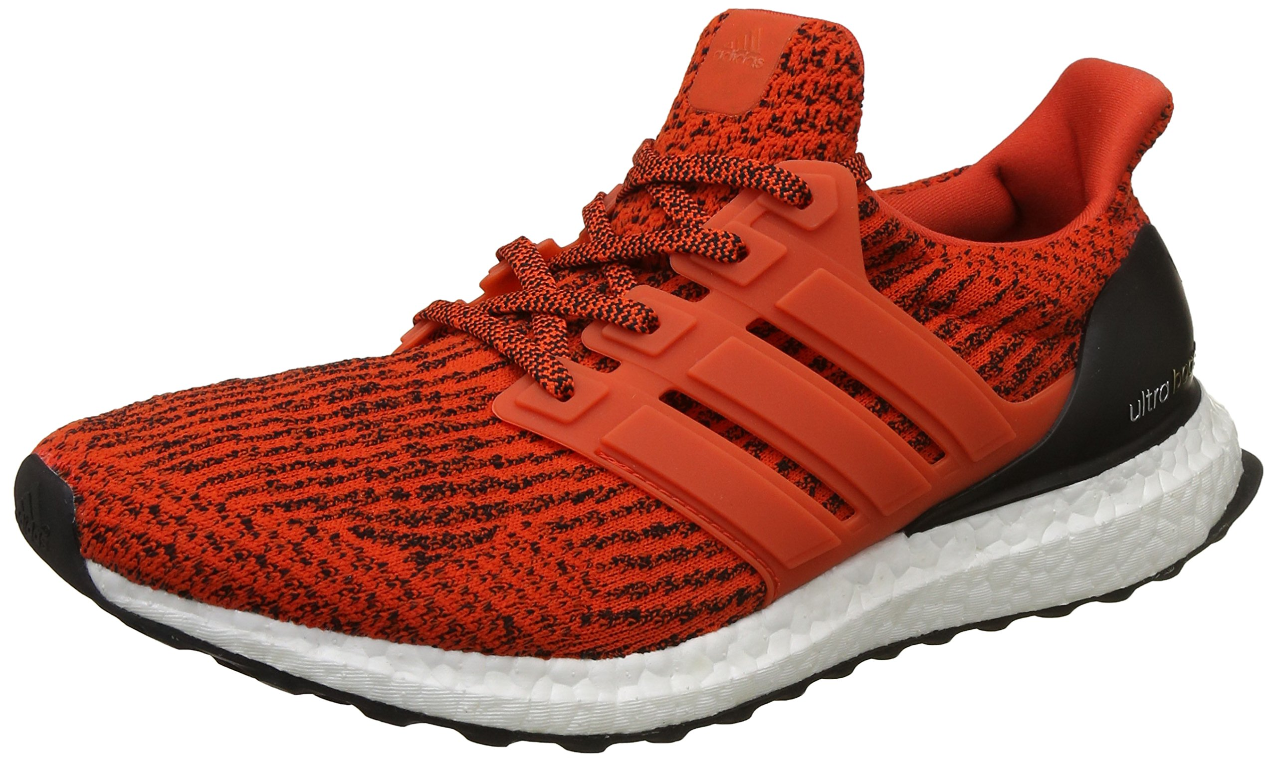 1ddd4bfa433 Galleon - Adidas SS17 Mens Ultraboost Running Shoes - Energy - Neutral - US  9 - Energy Red Black