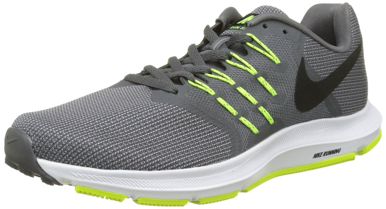 Nike Run Swift, Zapatillas de Entrenamiento para Hombre 44 EU|Multicolor (Cool Grey/Black-volt-white)