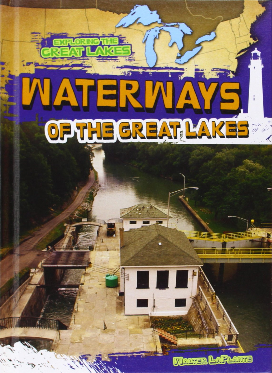 Read Online Waterways of the Great Lakes (Exploring the Great Lakes) pdf