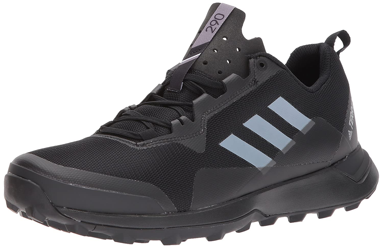 Adidas outdoor Men's Terrex CMTK Walking Schuhe, schwarz Weiß Grau Three, 8 D US