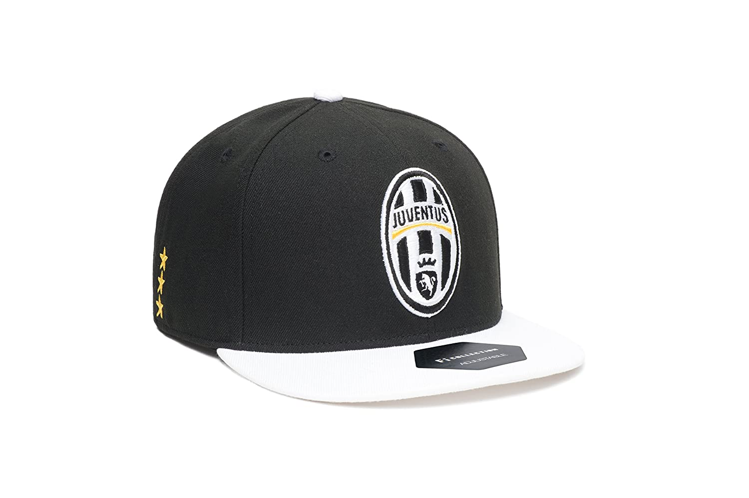 7fb9257e4f4 Amazon.com   Fi Collection Juventus Team Snapback Hat   Sports   Outdoors