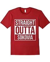 Straight Outta Sokovia t shirts tshirts tees