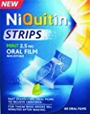Niquitin Mint Oral Film Strips - Pack of 60