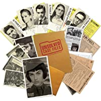 UNSOLVED CASE FILES   Falcone, Veronica - Cold Case Murder Mystery Game   Can You Solve The Crime?