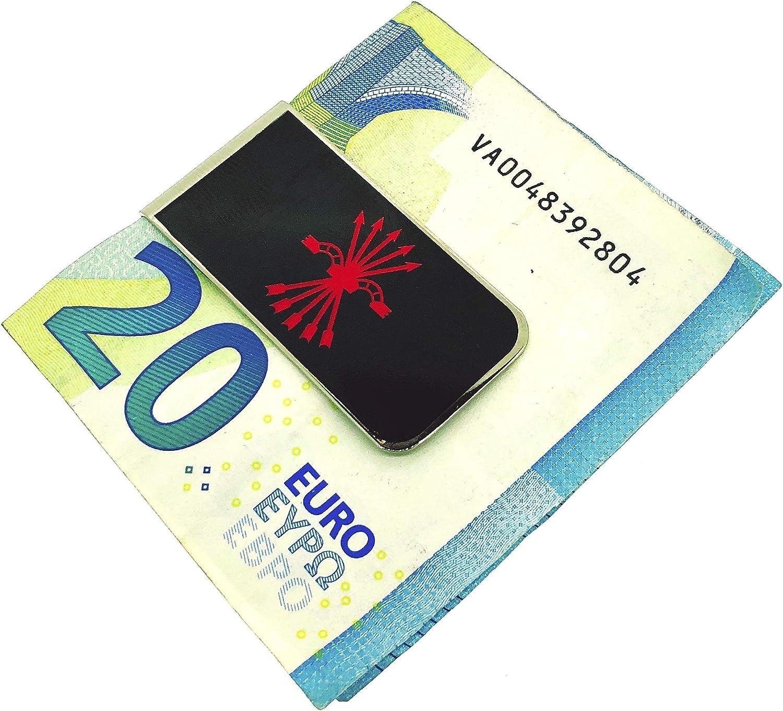 Money Clip Pinza de Billetes Falange: Amazon.es: Ropa y accesorios