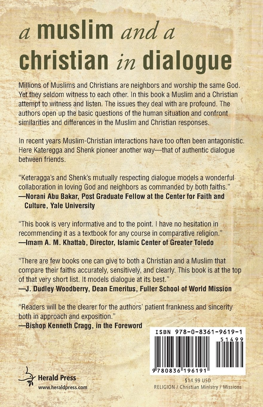 A Muslim And A Christian In Dialogue Christians Meeting Muslims - List of different religions in the world