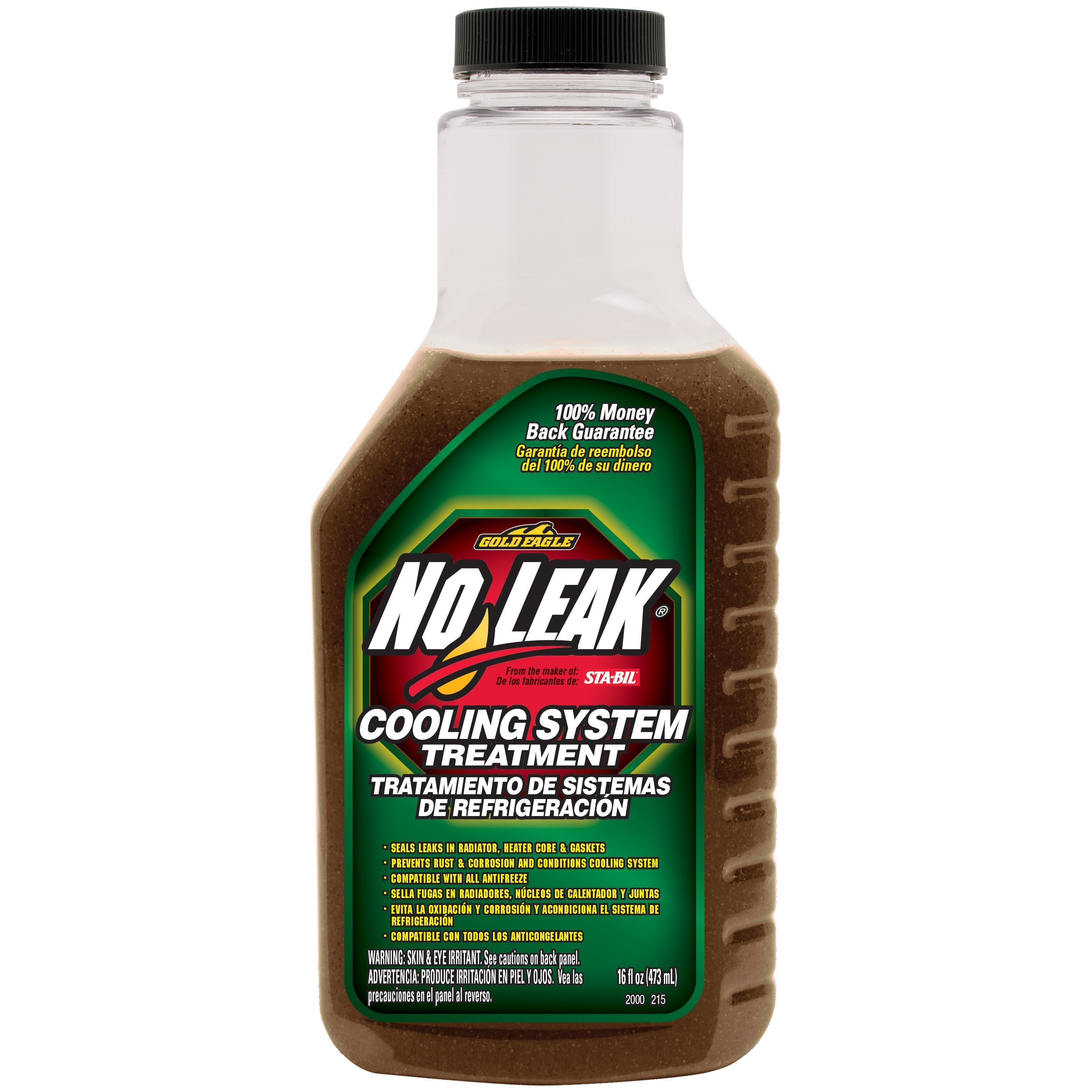 NO LEAK 2000-6PK Cooling System Treatment, (Pack of 6) by NO LEAK