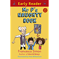 Mr P's Naughty Book (Early Reader) (English Edition)