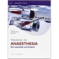 Training In Anaesthesia (Oxford Specialty Training)