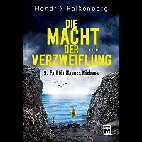 Die Macht der Verzweiflung - Ostsee-Krimi (Hannes Niehaus 9) (German Edition)