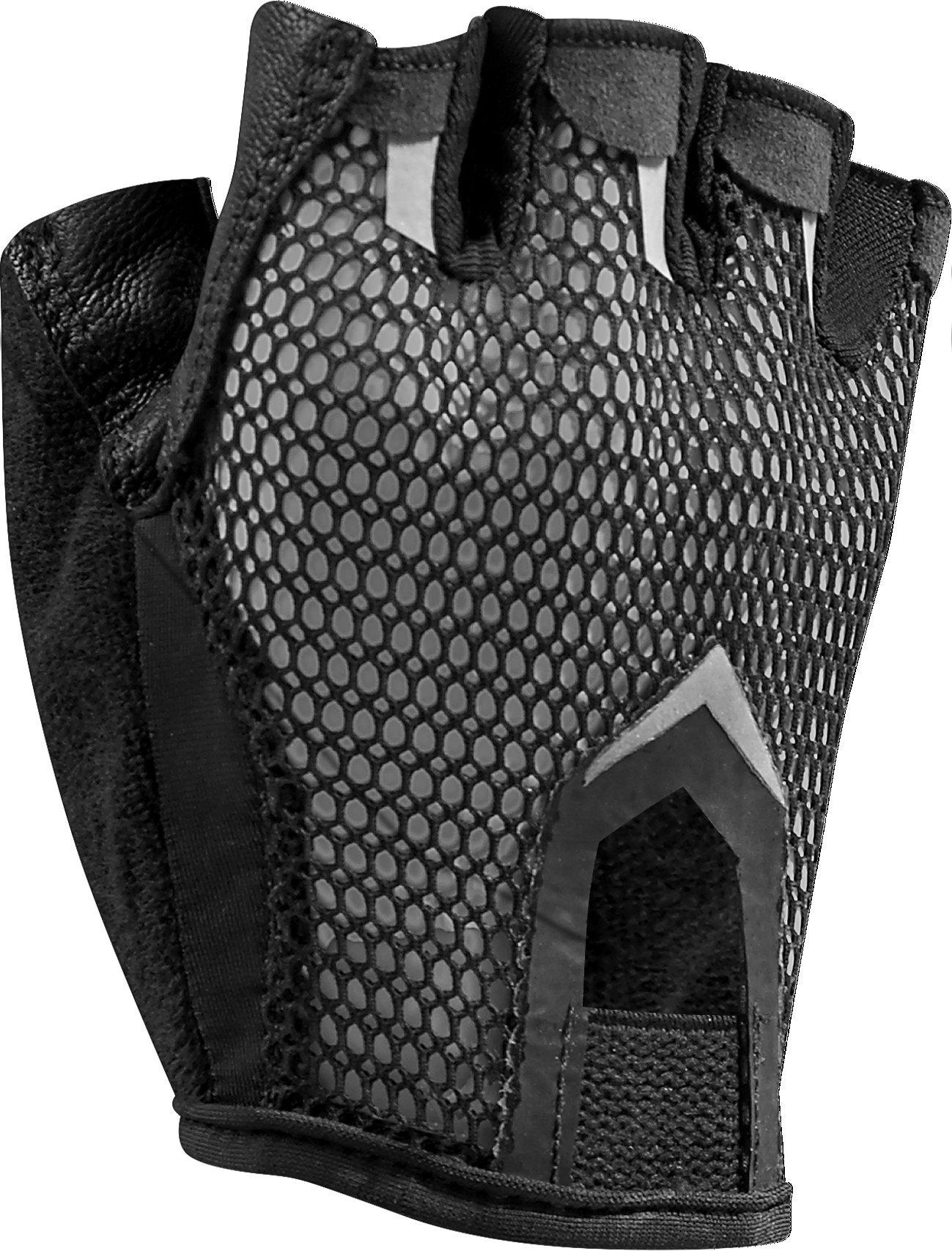 Under Armour Women's Resistor Training Gloves, Black (001), Large