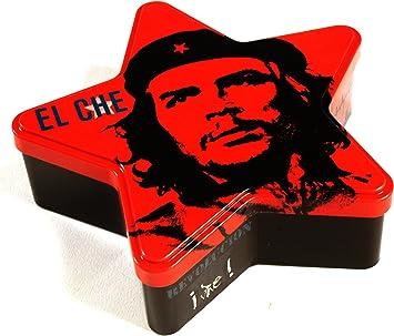 Che Guevara estrella roja de lata: Amazon.es: Juguetes y juegos
