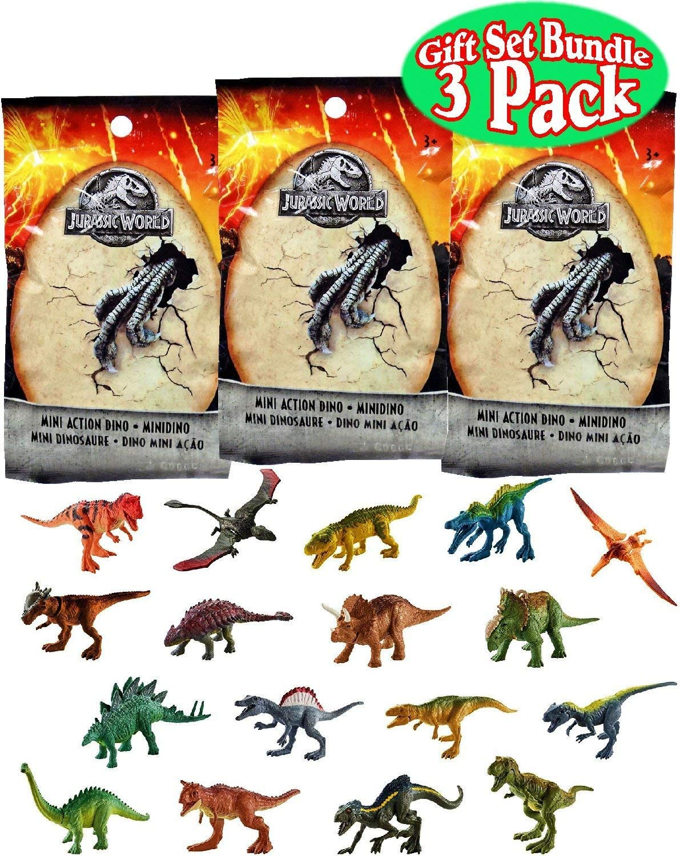 Amazon.com: Jurassic World Mini Action Dino (Dinosaur ...