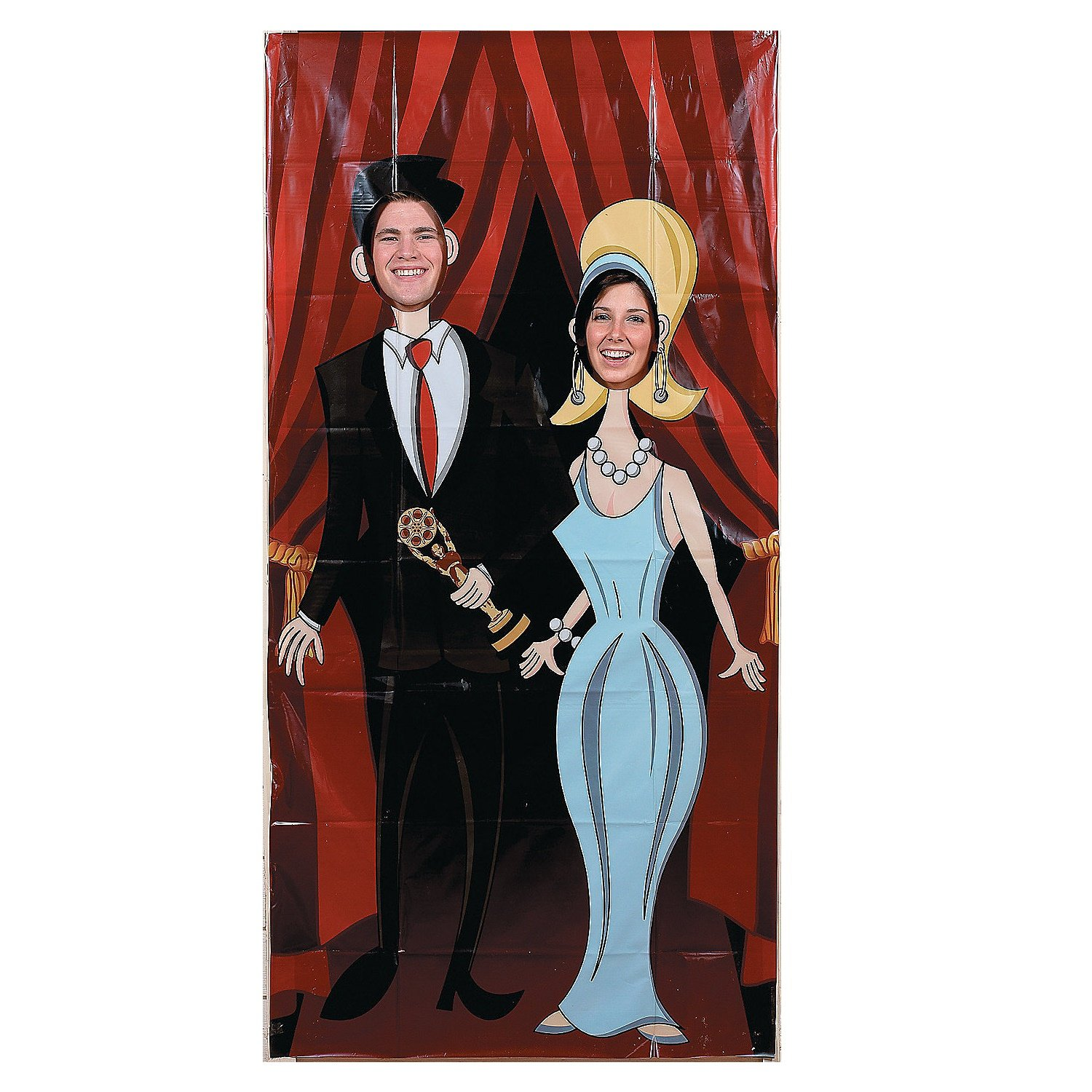 Movie Night Photo Door Hanger by Fun Express