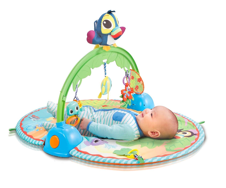 tienda en linea Little Tikes Good Good Good Vibrations Deluxe Gym De plástico Multicolor - Gimnasio para bebé (De plástico, Multicolor, Interior, CE, AA, 77 cm)  mejor moda