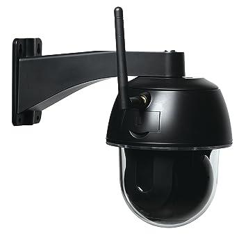 Cámara Dome IP Full HD - Wi-Fi Exterior/Nocturna - Denver ipo-2030: Amazon.es: Electrónica