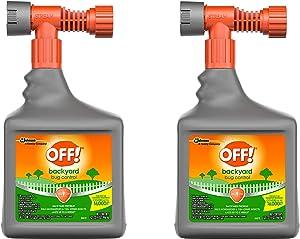 OFF! Bug Control Yard Pretreat, 32 OZ (Pack - 2)