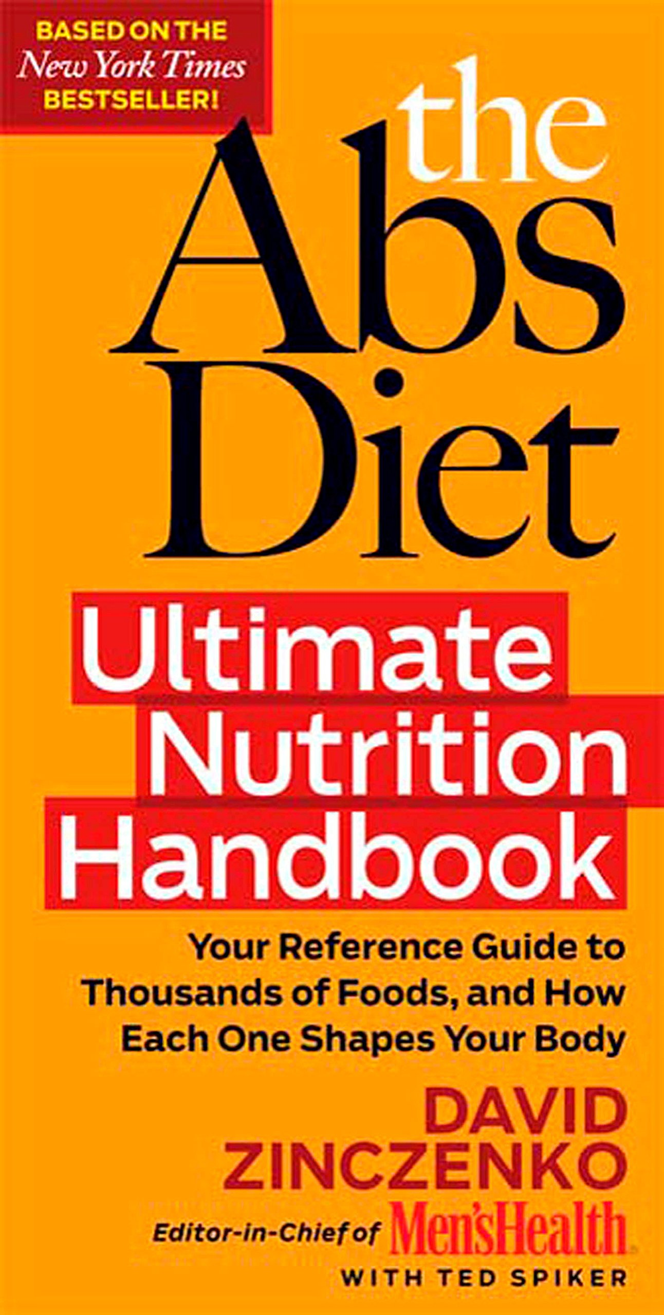 04db0a393fb1f The Abs Diet Ultimate Nutrition Handbook  Your Reference Guide to ...