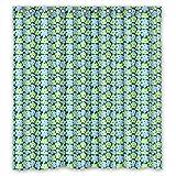 Marimekko Waterproof Polyester Heavy Duty Shower Curtain Great 60x72 Inch /  150x180 Cm