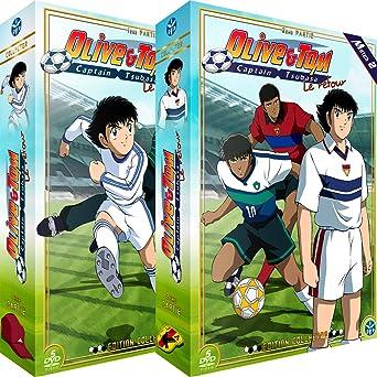 Le Captain Coffret Olive Et Retour Tsubasa Dvd Tom Intégrale n4TBqY4