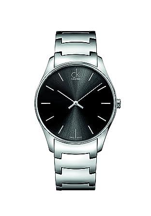 637b5da3152 Amazon.com  Calvin Klein ck Classic Mens Watch K4D21141  Watches