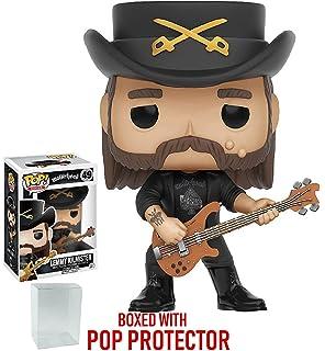 Rocks vinilo personaje-Lemmy Motörhead #170 47005 funko pop