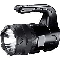 Varta Indestructible BL20 Pro 6 Watt LED zaklamp/werklamp, incl. 6x AA Longlife Power, water- en stofdicht…