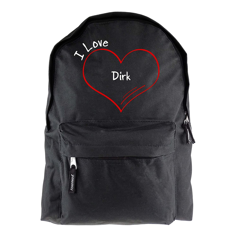 Sac à dos modern love dirk noir
