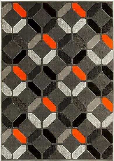 Amazon Com Pro Rugs Modern Geometric Contemporary Patterns