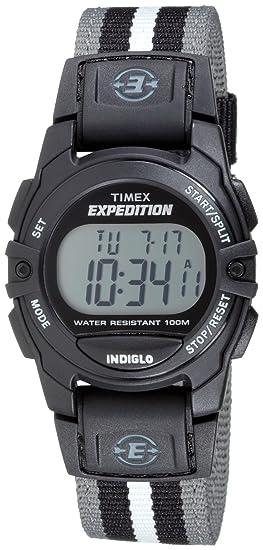 Relojes de Deporte Negro: Amazon.es: Relojes