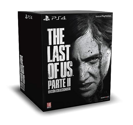 The Last of us Parte II Collector Edition: Amazon.es ...