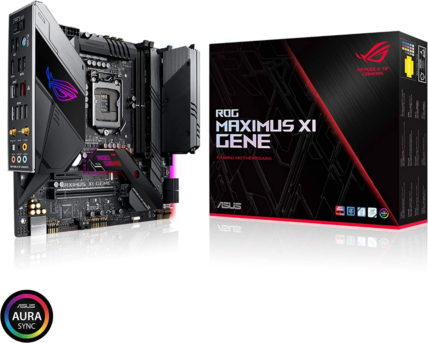 ASUS ROG Maximus Xl Gene Gaming Motherboard