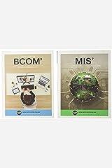 Bundle: MIS, 7th + MIS Online, 1 term (6 months) Printed Access Card + BCOM, 9th + BCOM Online, 1 term (6 months) Printed Access Card Paperback