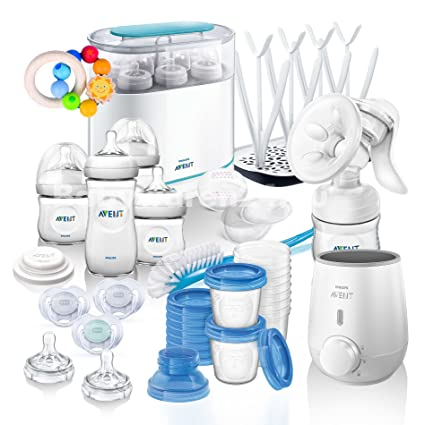Philips AVENT naturnah Starter de Juego de mega III All-in-One - con ...