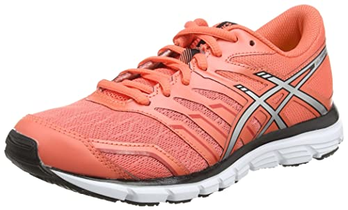 Asics Gel-Zaraca 4, Women's Running Shoes, Pink (Living Coral/Silver