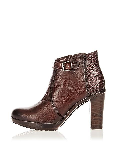 Roberto Botella M13865-2, Botines para Mujer, Marrón, 35 EU: Amazon.es: Zapatos y complementos