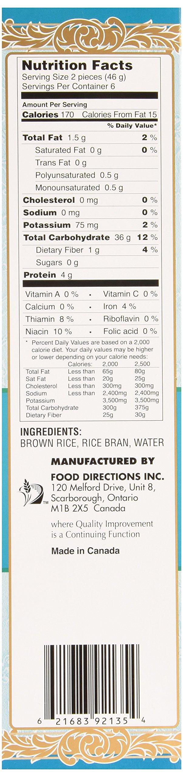 Devonsheer Organic Melba Toast, Plain, 5 oz
