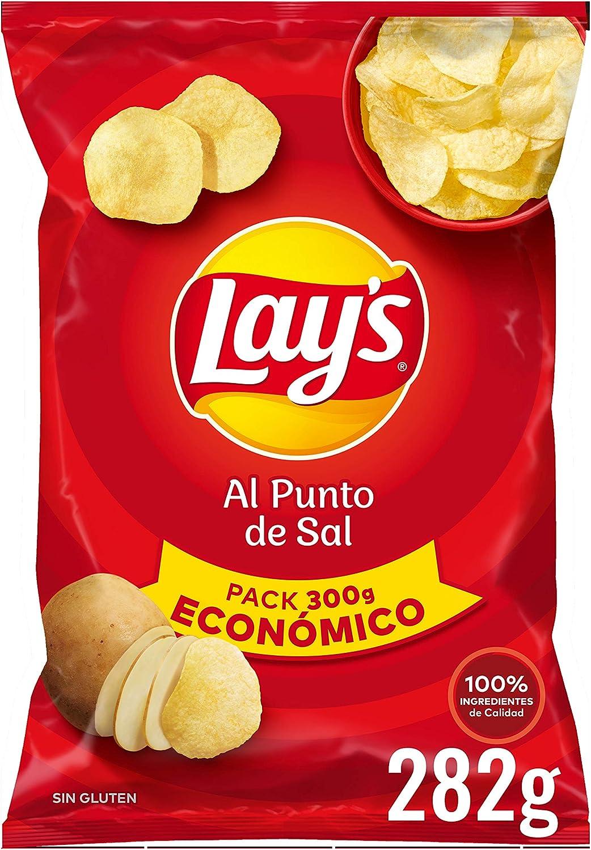 LayS Patatas Fritas Al Punto de Sal, 282g