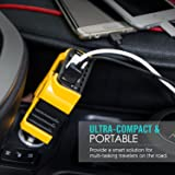 100W Car Power Inverter, MoKo [Ultra Compact] DC