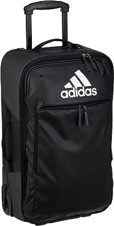 adidas T.TROLLEY M Gym Bag, zwart/wit, NS