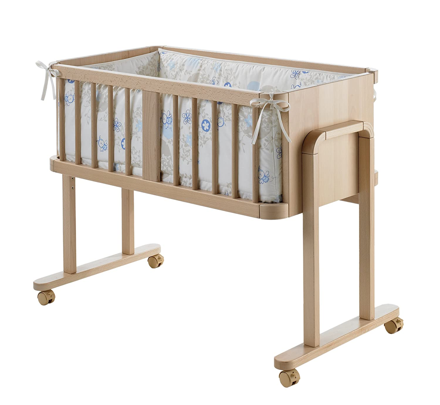 Geuther Aladin Co Sleeper Natural Amazon Baby