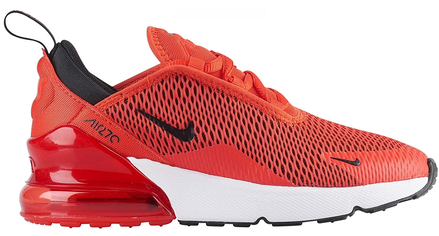 Nike Air Max 270 (ps) Little Kids Ao2372 600 Size 2: Amazon