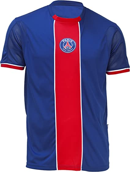 Paris Saint Germain Maillot Psg Collection Officielle Football Club Ligue 1 Taille Enfant Garcon Amazon Fr Sports Et Loisirs