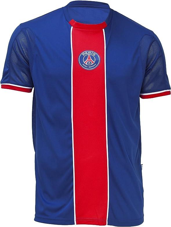 Paris Saint Germain - Camiseta de fútbol, talla para niño, azul, 6 ...